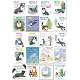 The Judith Kerr Collection 20 Books Set (The Tiger Who Came to Tea, The Crocodile Under the Bed, The Great Granny Gang, When Willy Went to the Wedding, One Night in the Zoo, Twinkles, Arthur and Puss,