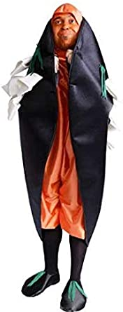 Nines Disfraz de Mejillon colorao - Unisex, Única: Amazon.es: Ropa ...