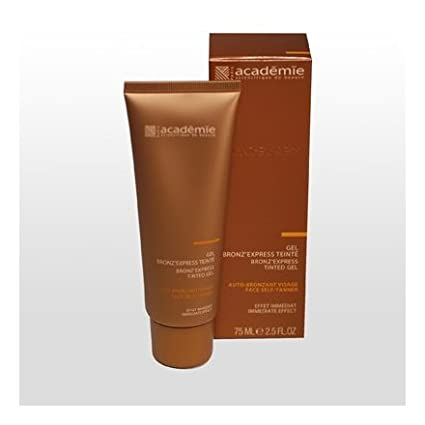Academie Bronz'express Tinted Gel - Face 75ml