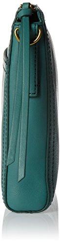 Fossil Emma bolso bandolera piel 25 cm green_green, gruen