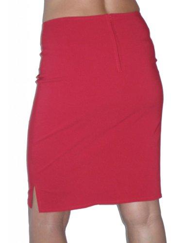 Et Rouge Brillant Jupe 2356 ICE Crayon Moulante qWTpPwwvg