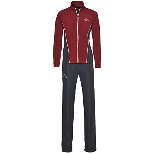 Jogging - Vhames Dk Grey-Ruby Red
