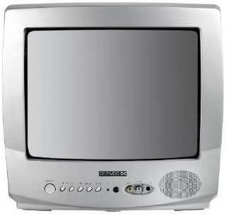 Daewoo 14C5GT S - CRT TV: Amazon.es: Electrónica