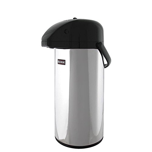 13041.0101 Zojirushi 2.5 Liter Glass Lined Vacuum Airpot By TableTop King by TableTop King