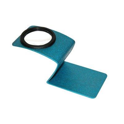 Wave 4x Stand Loupe Magnifier [Set of 12] Color: Aqua