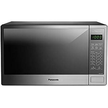 Amazon.com: Panasonic NN-SG656S 1.3 Cu. Ft. 1100 Watt ...