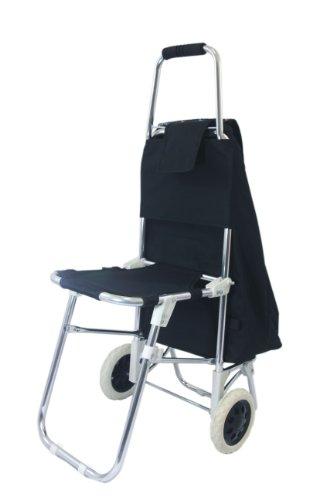 Fine Maxam Trolley Bag With Folding Chair B006Jtrbcq Amazon Pdpeps Interior Chair Design Pdpepsorg
