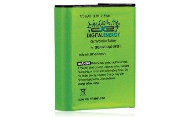 Digital Energy 3.7V/770mAh Battery for Sony NP-BG1