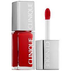 Clinique Pop Lacquer Lip Colour + Primer lava pop