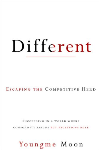 Different: Escaping the Competitive Herd (Best Tv Series For Entrepreneurs)