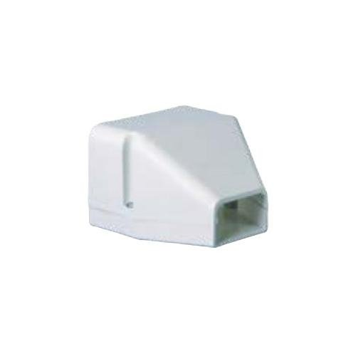 Little Giant 599600336, D4-EW 4'' Duct End, White, 20 pcs by Little Giant Outdoor Living