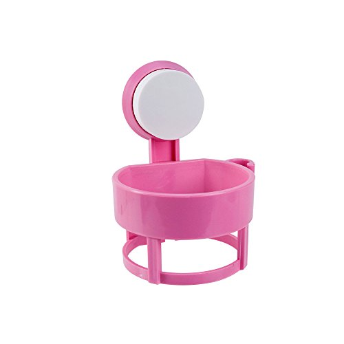 Bodico Hair Dryer Holder, 4.5 x 5 inches, Pink by Bodico