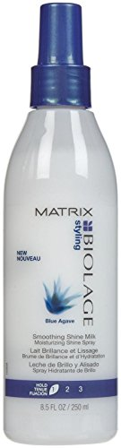 Matrix Biolage Smoothing Shine Milk, 8.5-Ounce Bottle (Matrix Biolage Smoothing Shine Milk)