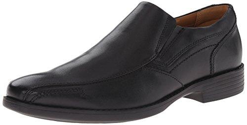 Bostonian Mens Wurster Free Slip-On Loafer Black Leather