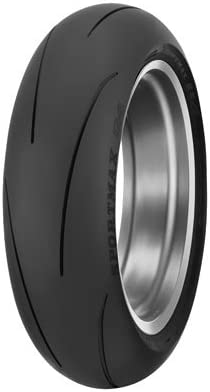 73W Dunlop Sportmax Q4 Rear Motorcycle Tire 180//55ZR-17 for Yamaha YZF-R6 1999-2018