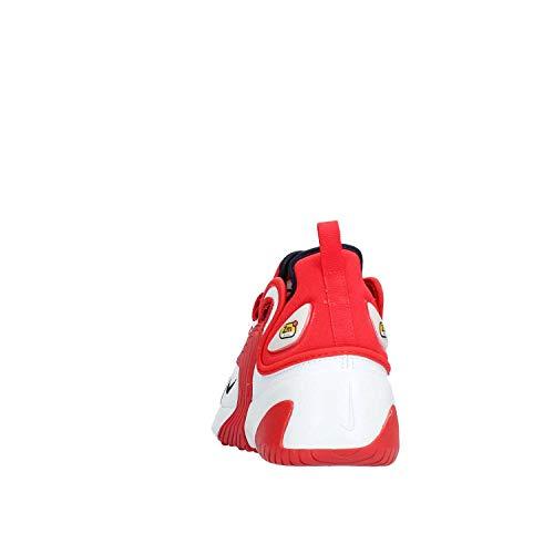 off Da Uomo Running Nike 102 university White Multicolore Red Zoom obsidian 2k Scarpe qqn06A