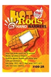 Hotrods Hand Warming Packs (55 Pack) - Hot Rods Heat Packs