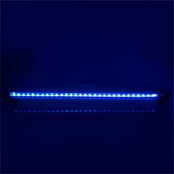 Deanyi 28 cm/37 cm/48 cm/57 cm LED Acuario pecera Tanque Impermeable Sumergible luz: Amazon.es: Hogar