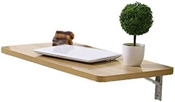 Mesa plegable de 100x40cm - Mesa de Comedor Plegable de Pared ...