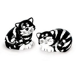 Chester The Cat/Kitten Salt & Pepper Shakers