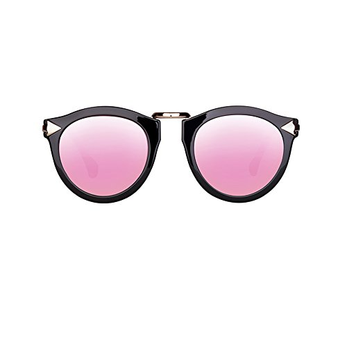 Amazing Luz B Personalidad Gafas polarizadas A al Color Femenina Hipster de Libre Gafas Aire sol FqwqOTWEnI