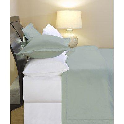 Pointehaven 400 Thread Count Pima Cotton Bedding Set Dusty Blue King