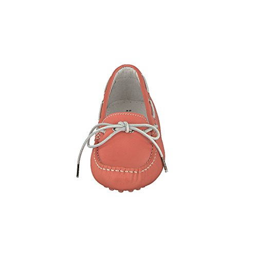 Women's Linea Moccasin Scarpa LISSABON Orange 6PgqXHxg