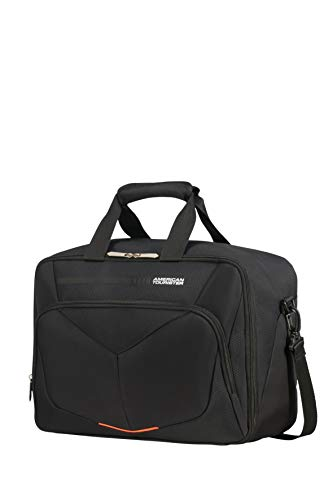 American Tourister 3-Way Boarding Bag, Black (Black)