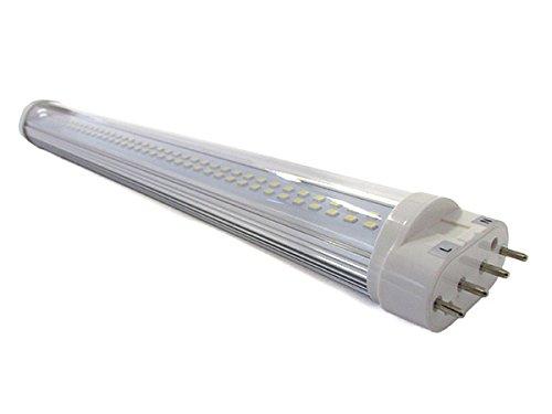 Bombilla LED de 18 W con casquillo de 4 pines 2G11, 320 mm, blanco neutro: Amazon.es: Iluminación