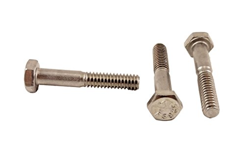 Stainless 1/4-20 x 1-1/2 Hex Head Bolts (1/2 To 5