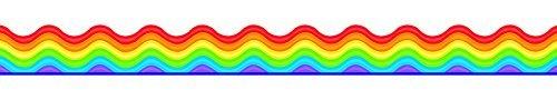(Trend Enterprises Rainbow Promise Terrific Trimmers (T-92703) by Trend Enterprises)