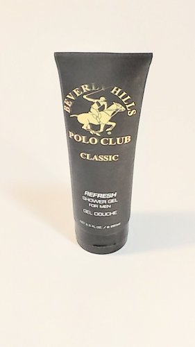 (Beverly Hills Polo Club Classic Refresh Shower Gel for Men 8.5 Oz/250ml)