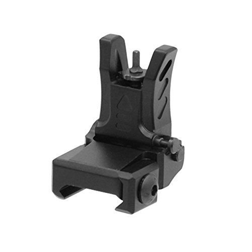 Pro Model Utg (UTG Model 4 Low Profile Flip-up Front Sight for Handguard)