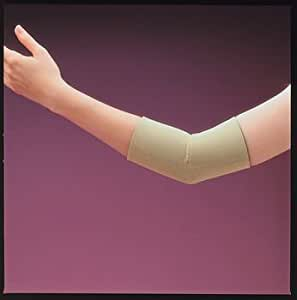 Rolyan Neoprene Elbow Sleeve (A9501 Sleeve Beige X-Small)