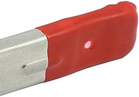 Schnellgreif-Clips 5,1 cm und 10,2 cm je 6 St/ück Kunststoff Set mit 12 Federklemmen extra stark