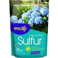 Encap 10615-6 Sulfur Pouch Cover, 2.5 Pounds, 1250-Square Feet -