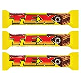 Nestle Chocolate Tex Bar. 20 Candy Bars in a Box. A Case Of 20 Units x 40gm (0.7oz) Box. Chocolate from South Africa