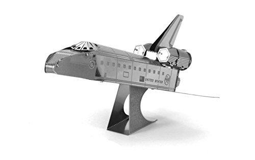(Fascinations Metal Earth 3D Laser Cut Model - Space Shuttle Enterprise)