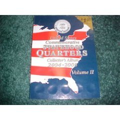 UNITED STATES COMMEMORATIVE STATEHOOD QUARTERS COLLECTORS ALBUM (3PK) - Statehood Quarters Collectors