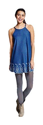 Xhilaration Blue Dress - 6