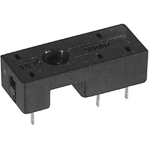 (Socket; 8; Two; 300 V; 12 A; Relay; UL Recognized; CSA Certified; CE Marked, Pack of 20 )