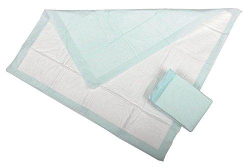 medline Super Absorbency Disposable Polymer underpad, 30 ...