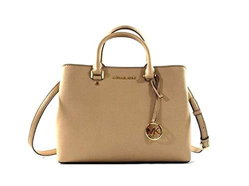 Michael Kors Beige Handbag - 8