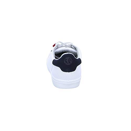 Sportive S scarpe 13630 White scarpe Uomo Sneaker scarpa Basse Skateboard 22 oliver zSSwAqrY