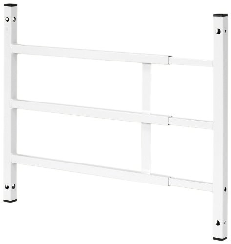 Prime-Line Products S 4748 Fixed Window Guard, 14-Inch - 22-Inch x 15-Inch, White