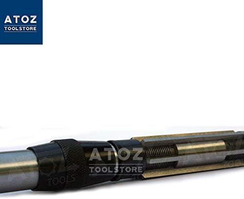 H10 Verstellbare Reibahle Räumahle Ahle 21.4mm 23.8mm Schnellverstellbar