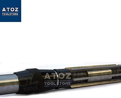 J H13 69.85mm Verstellbare Reibahle R/äumahle Schnellverstellbar ATOZ 6.35mm 30.16-34.1mm HV - H17 8//A - N