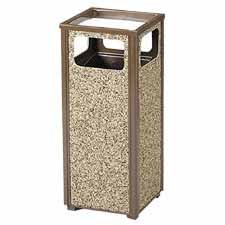 Sand Urn Litter Receptacle, 12 Gallon, 13-1/2