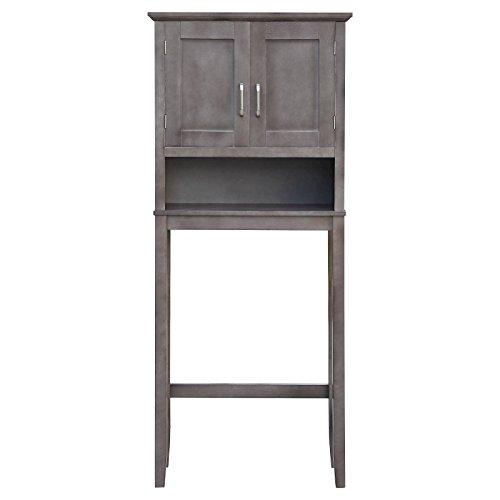 THRESHOLD Wood Bathroom Space Saver Storage Organizer Ove...