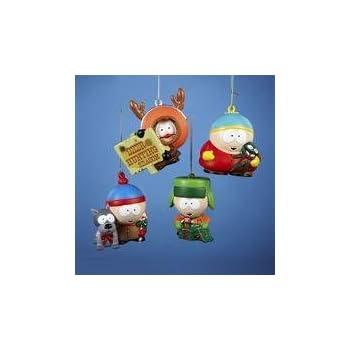 South Park Blow Mold Character Ornament Set